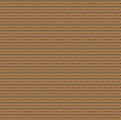 Becca Textured Weave Wallpaper in Bronze and Metallic by BD Wall