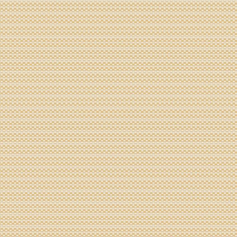 Becca Textured Weave Wallpaper in Champagne and Gold by BD Wall