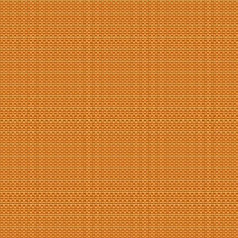 Becca Textured Weave Wallpaper in Orange and Gold by BD Wall