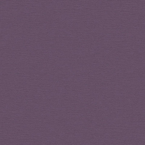 Belina Textured Wallpaper in Metallic Purple by BD Wall