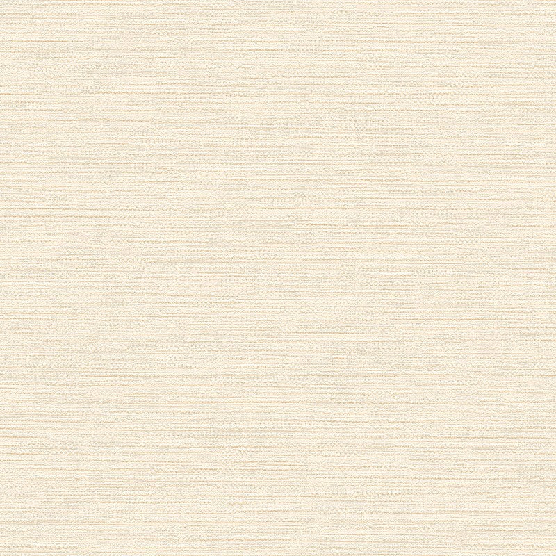 Belle Textured Plain Wallpaper in Ivory Pearl by BD Wall