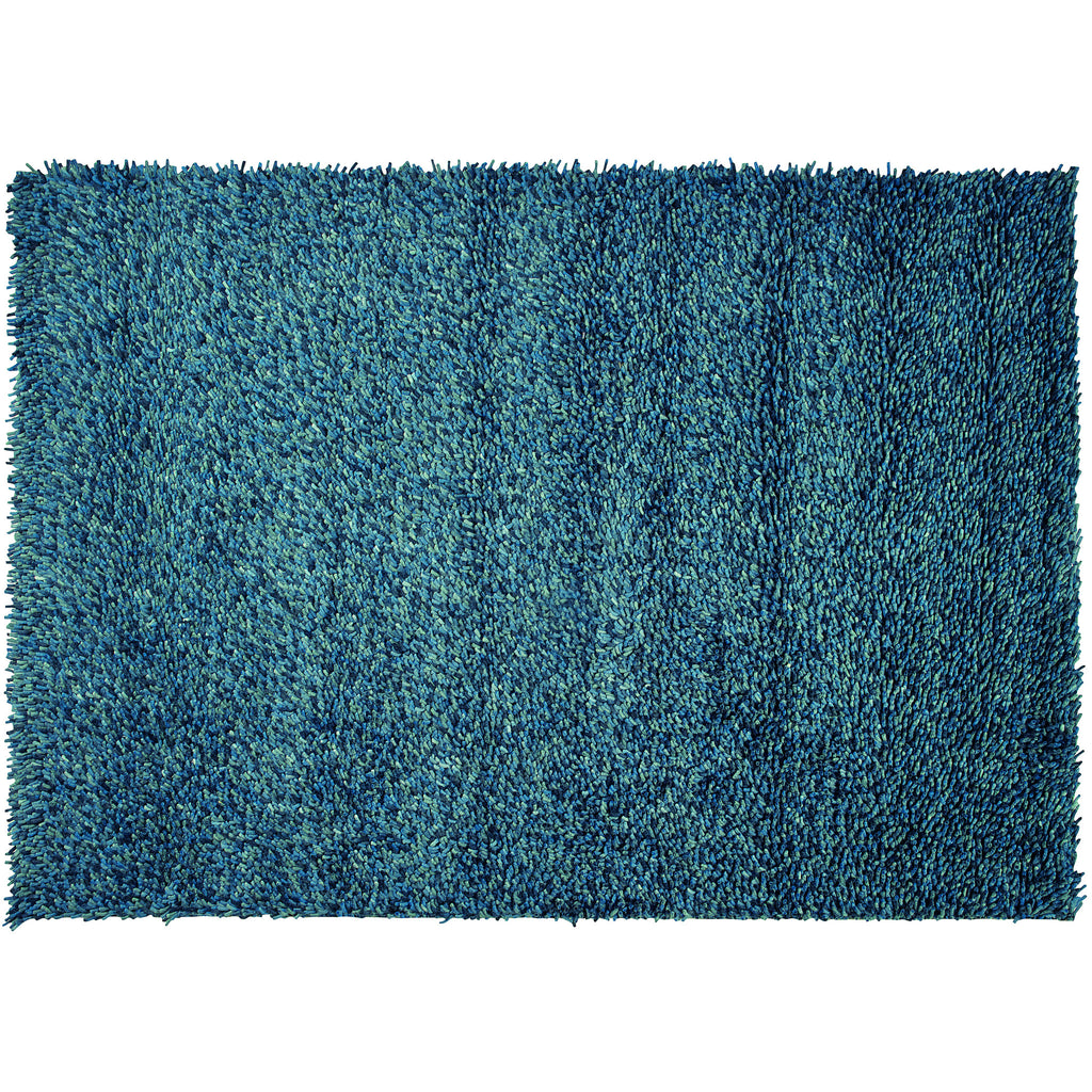 Belgravia Rug in Denim design by Designers Guild