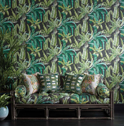 Benmore Wallpaper from the Ashdown Collection by Nina Campbell for Osborne & Little