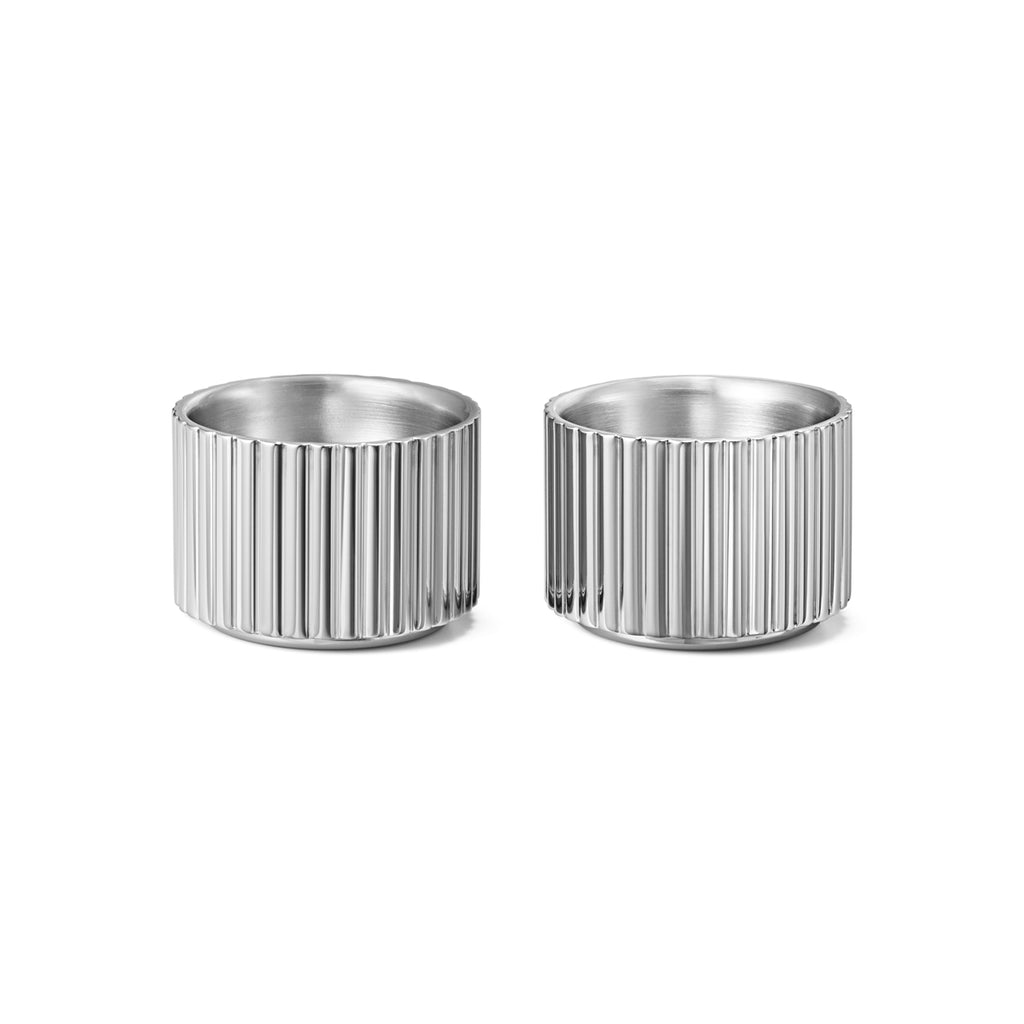Bernadotte Egg Cup Set, Stainless Steel