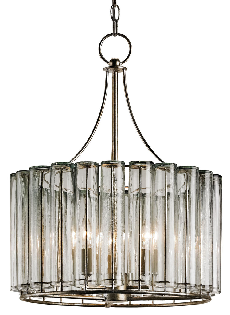 Bevilacqua Small Chandelier design by Currey & Company