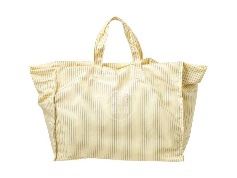 Shirt Fabric Bag - Yellow