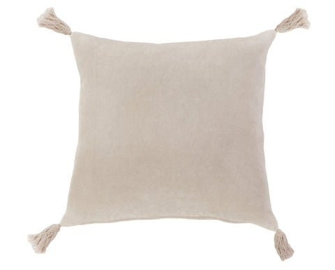 Bianca Square Pillow with Insert in multiple colors