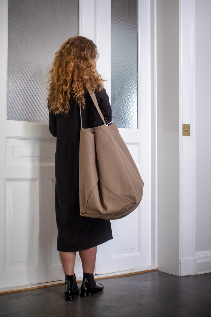 Big Long Bag III in multiple colors by The Organic Company