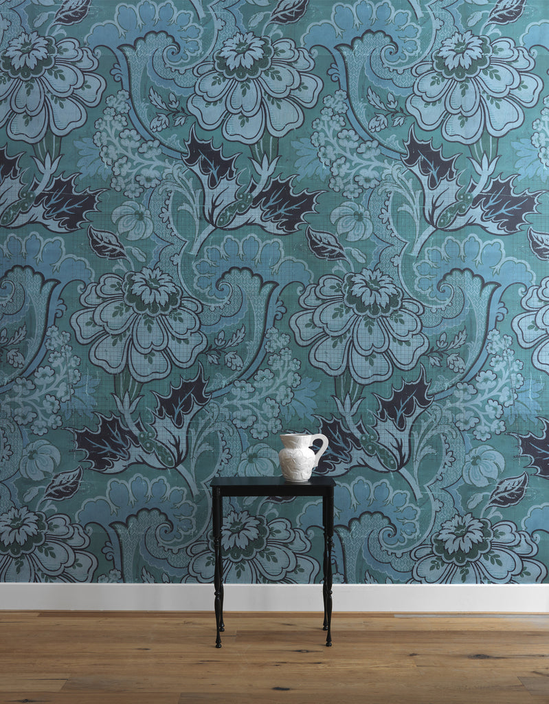 Big Pattern Paola Wall Mural by Mr. and Mrs. Vintage for NLXL