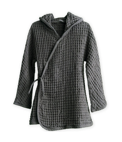 Big Waffle Junior Bathrobe in multiple colors