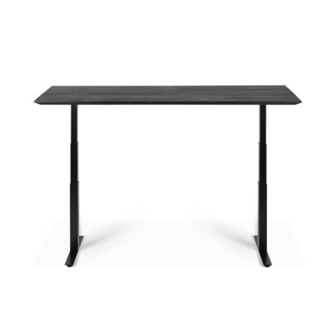 Black Oak Table Top for Bok Adjustable Desk