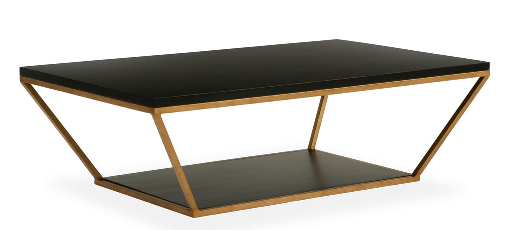 Blair Rectangle Coffee Table in Various Finishes