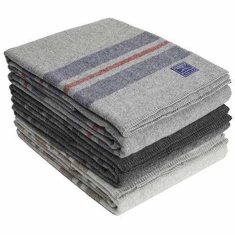 Cabin Wool Blanket by Faribault
