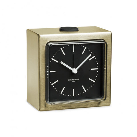 Block Alarm Clock in Various Colors