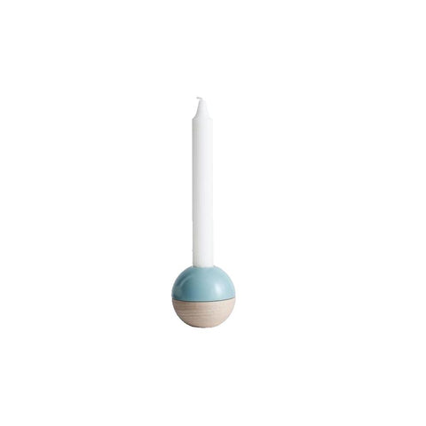Bobbel Mini Candleholder - Pale Mint