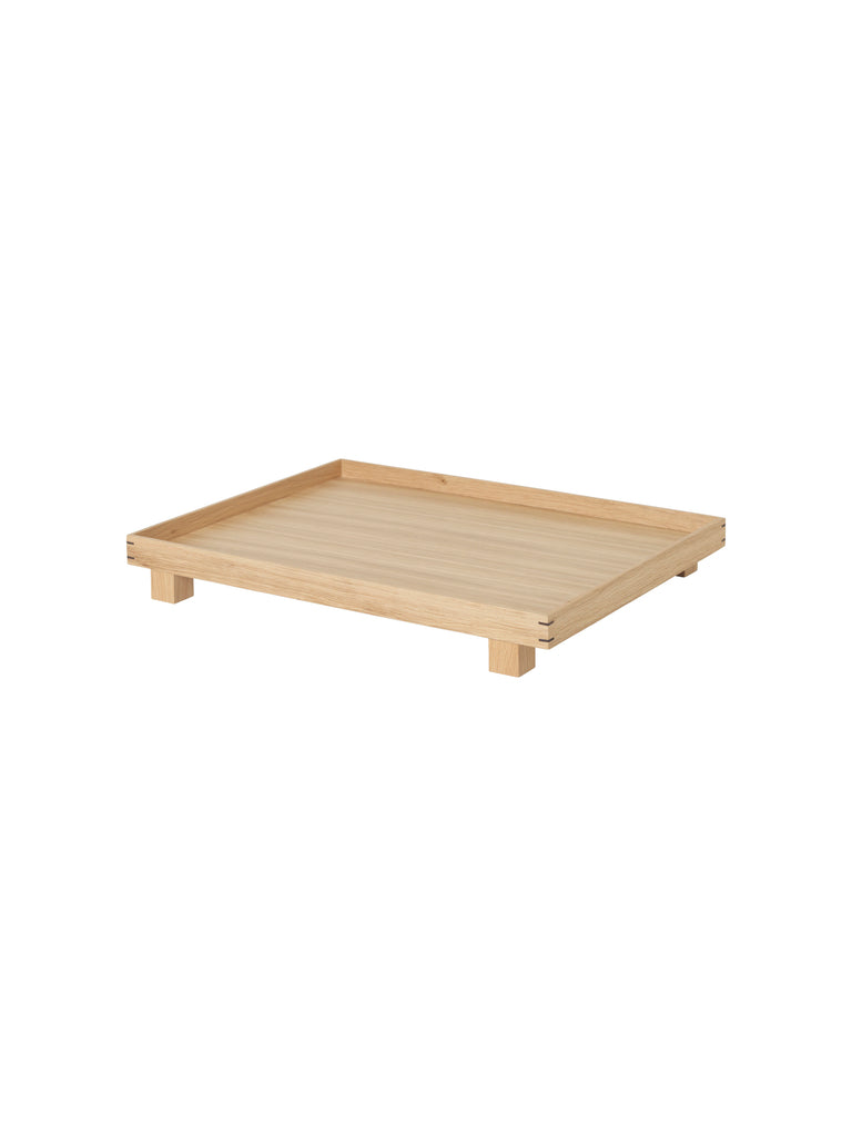 Bon Wooden Tray - Large by Ferm Living