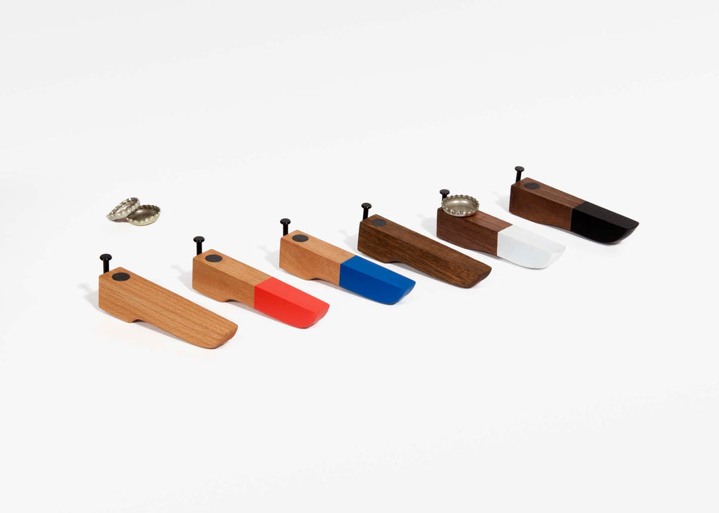 Group Bent-Nail Bottle Opener design by Areaware