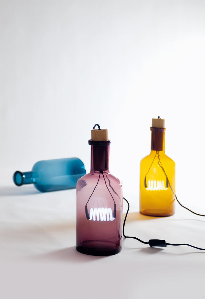 Bouchè Table Lamps by Seletti