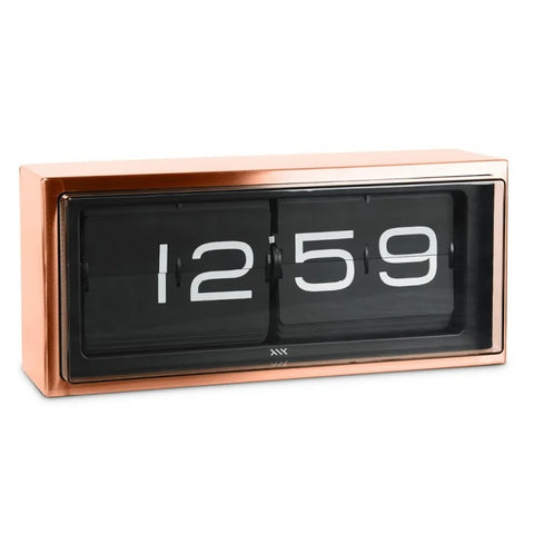 Brick 24HR Flip Clock in Various Colors