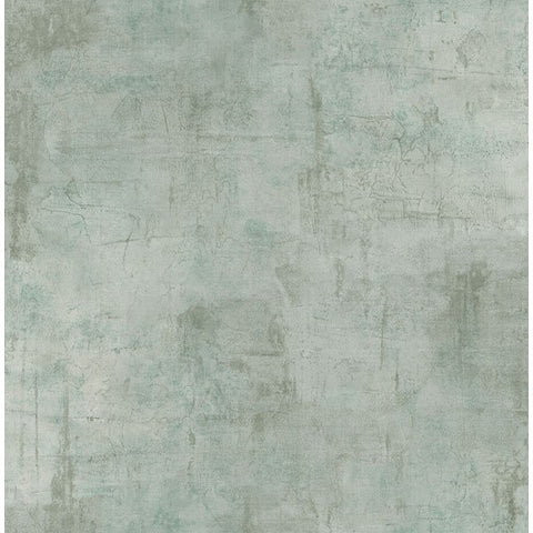 Sample Brilliant Texture Wallpaper in Grey and Blue by Seabrook Wallcoverings