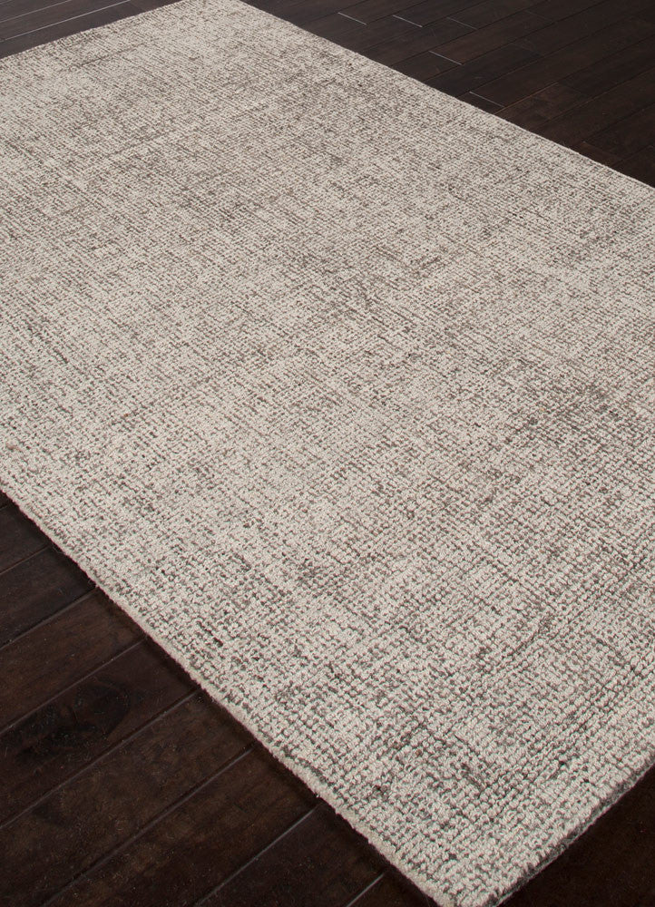 Britta Collection 100% Wool Area Rug in Antique White by Jaipur