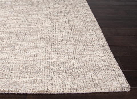 Britta Collection 100% Wool Area Rug in White Ice by Jaipur