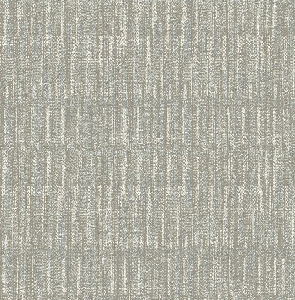 Brixton Texture Wallpaper in Grey from the Scott Living Collection by Brewster Home Fashions