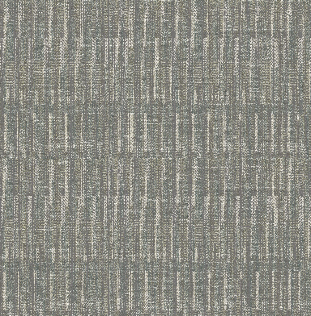 Brixton Texture Wallpaper in Multicolor from the Scott Living Collection by Brewster Home Fashions