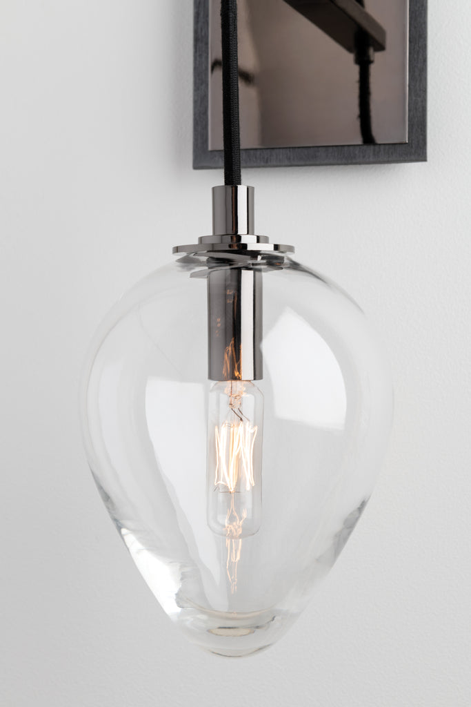 Brixton Sconce by Troy Lighting