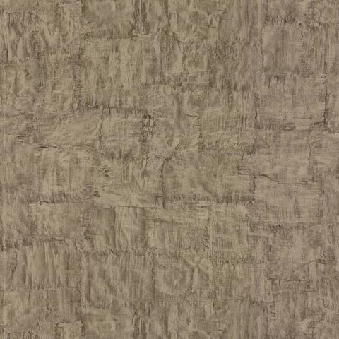 Brushstrokes Wallpaper in Brown from the Urban Oasis Collection by York Wallcoverings