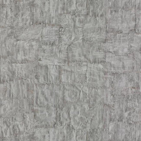 Brushstrokes Wallpaper in Grey from the Urban Oasis Collection by York Wallcoverings