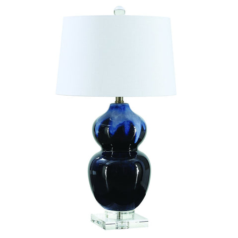 Burke Table Lamp by Couture Lamps