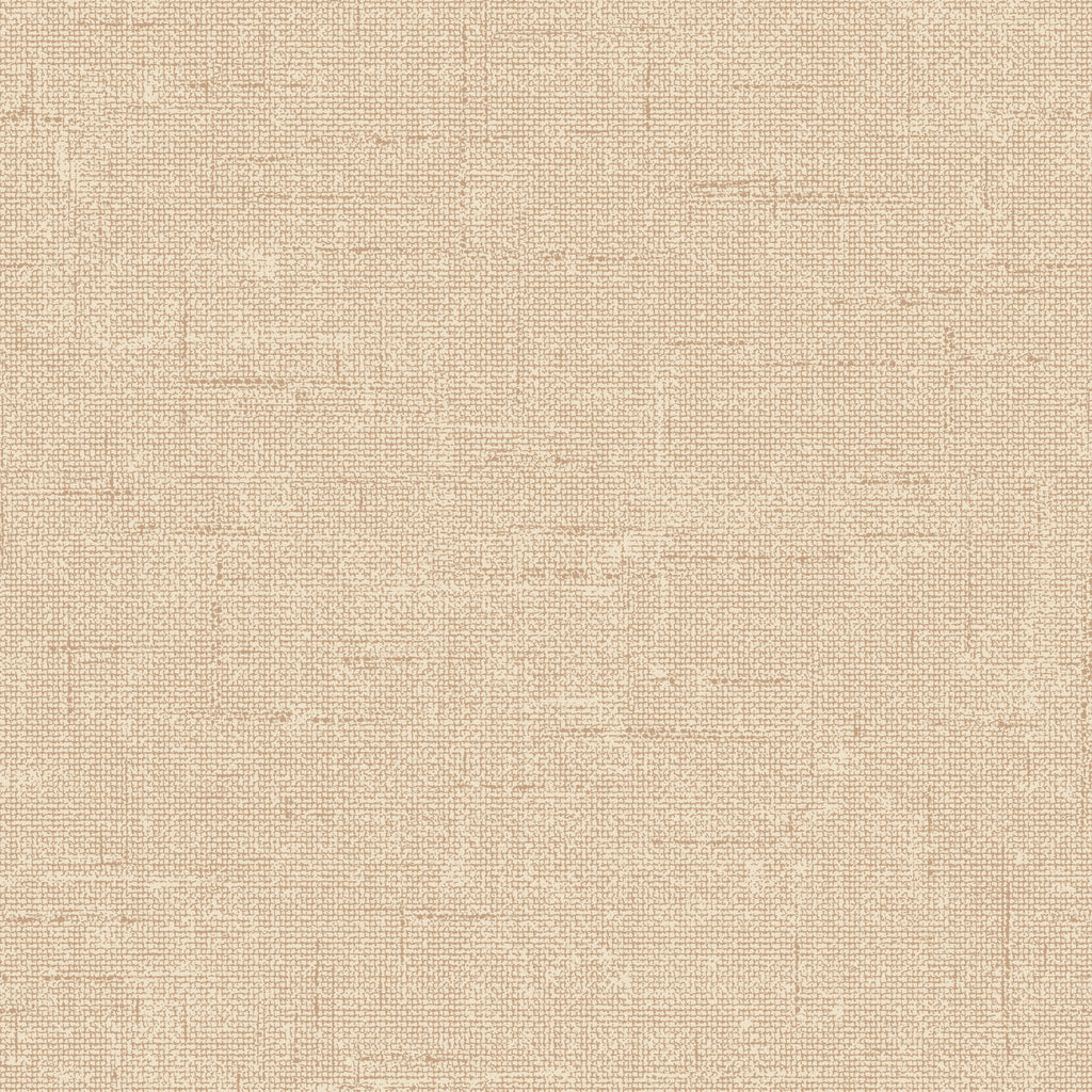 Sample Burlap Natural Textured Self Adhesive Wallpaper by Tempaper