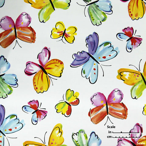 Butterfly Contact Wallpaper by Burke Decor