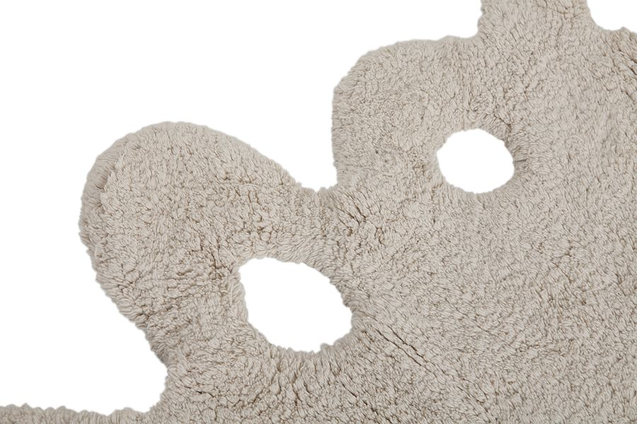 Lace Rug in Beige design by Lorena Canals