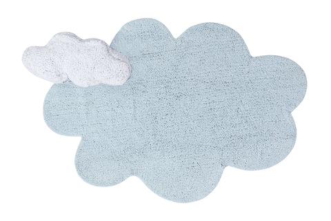 Puffy Dream Rug in Blue design by Lorena Canals