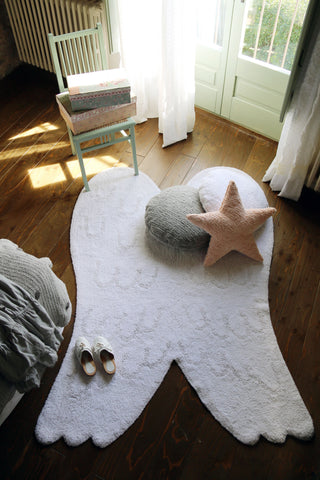 Wings Silhouette Rug design by Lorena Canals