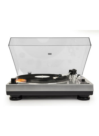 C100 Turntable in Silver
