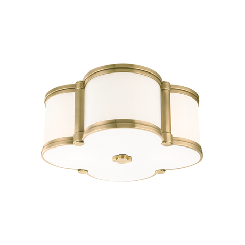 Chandler 2 Light Flush Mount by Hudson Valley Lighting