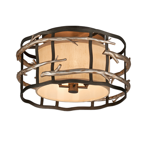 Adirondack Semi-Flush Mount by Troy Lighting