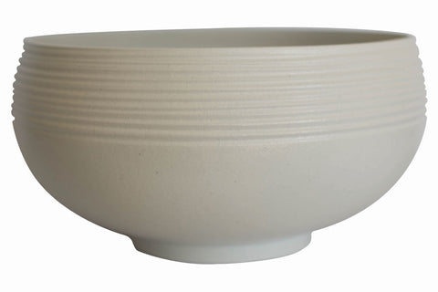Anabra XL Bowl in Matte White design by Canvas