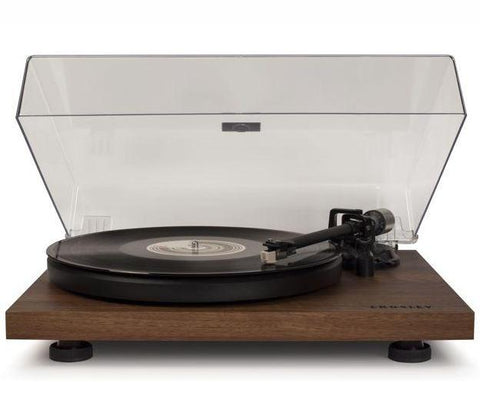 C6 Turntable - Walnut design by Crosley