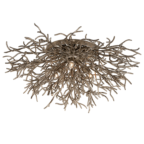 Sierra Ceiling Flush Mount by Troy Lighting