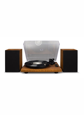 C62 Turntable System in Walnut