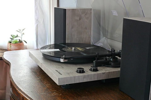 C62 Turntable System - Gray