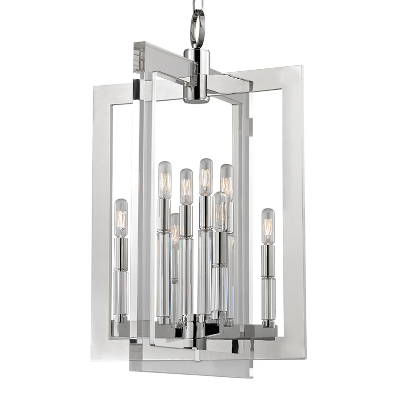 Wellington 8 Light Pendant - Large Pendant