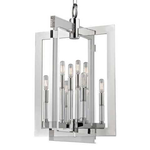 Wellington 8 Light Pendant - Large Pendant by Hudson Valley Lighting