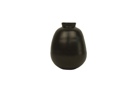 Morandi Large Bud Vase in Black design by Canvas