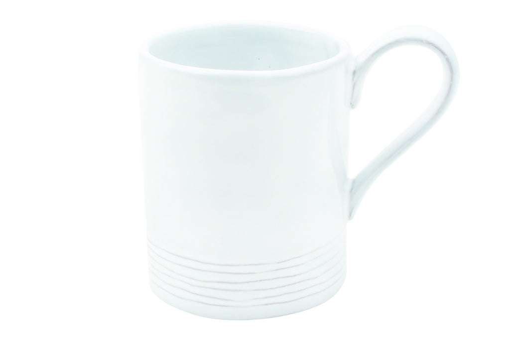 Lines Mug in White design by Canvas