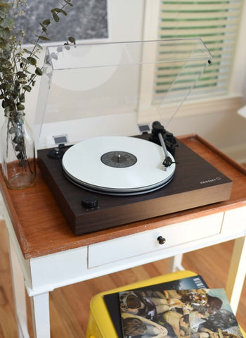 C8 Turntable - Walnut design by Crosley
